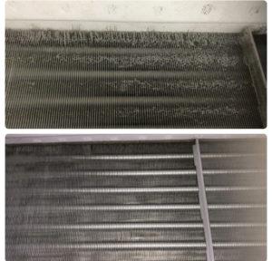 アルミフィン 熱交換器 エアコン